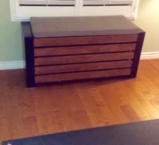 Diy Furniture Quality Plyometric Boxes And Window Bench Tim Stutler
